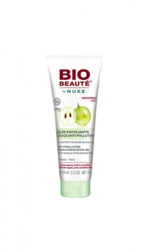 Bio Beauté By Nuxe - Gelée Exfoliante Douce Anti-Pollution