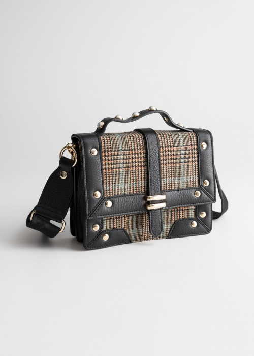 & Other Stories - Structured Small Accordion Bag