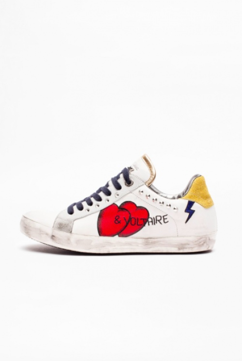 Zadig & Voltaire - ZV1747 Used Sneakers