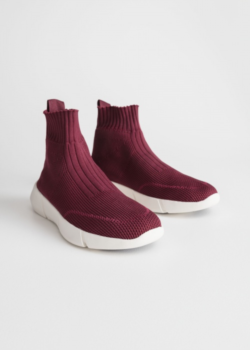 & Other Stories - Sock Sneaker