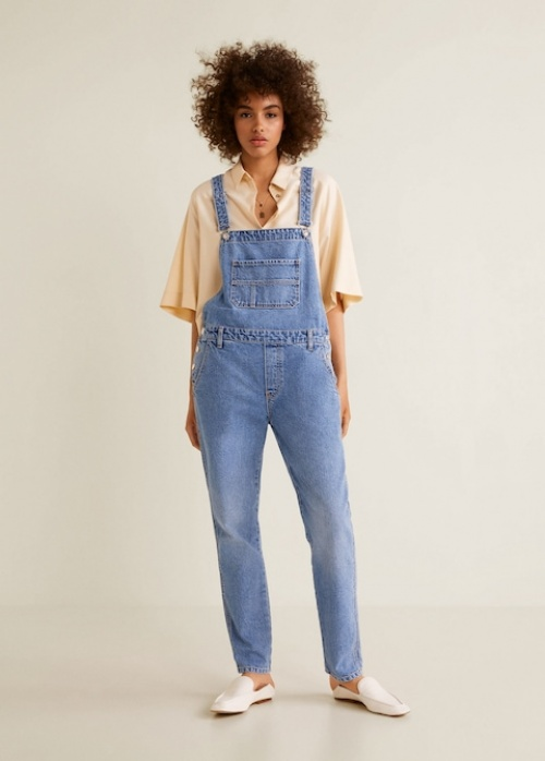 Mango - Salopette Denim