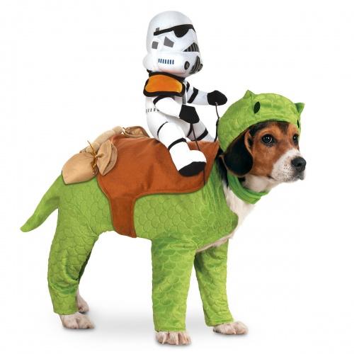 Disney - Dewback with Sandtrooper Pet Costume by Rubie's
