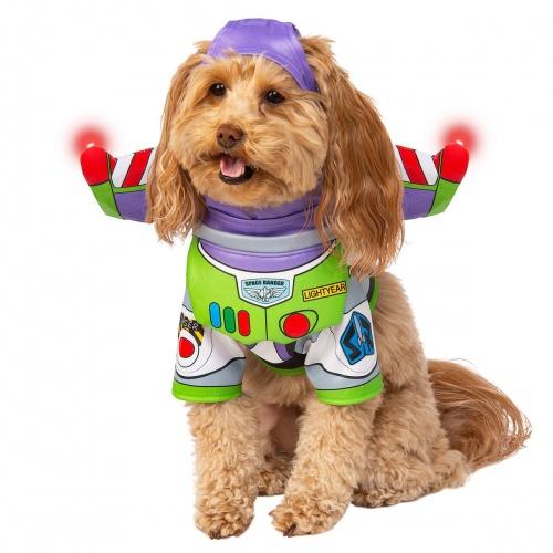 Disney -  Buzz Lightyear Light-Up Pet Costume by Rubie's