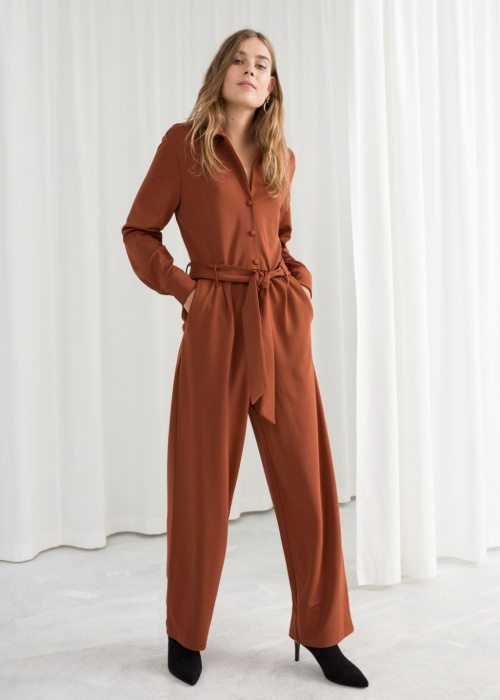 & Other stories - Belted Jumpsuit