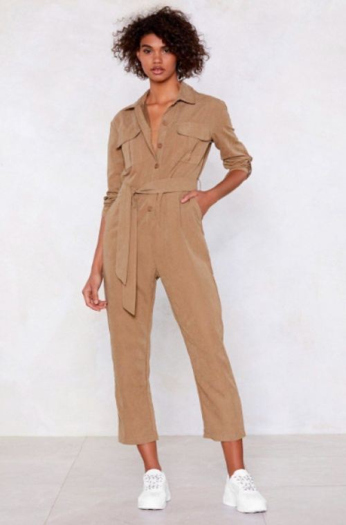 Nasty Gal - Utility Slaying This Jumpsuit