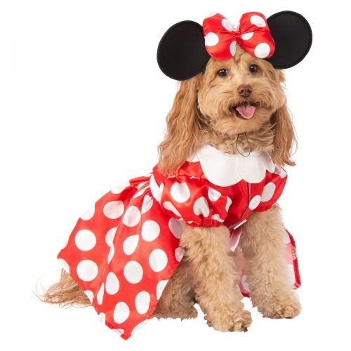 Disney - Minnie Mouse Pet Costume by Rubie's