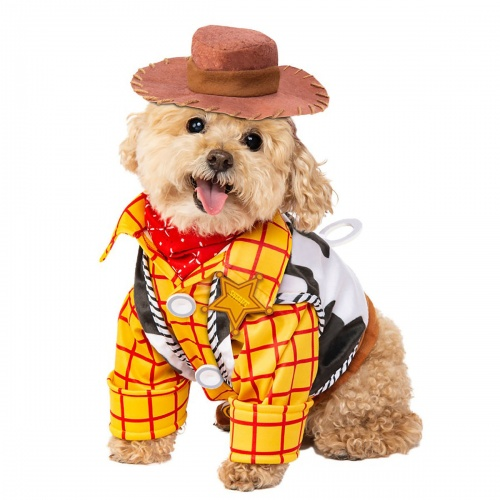 Disney - Woody Pet Costume by Rubies