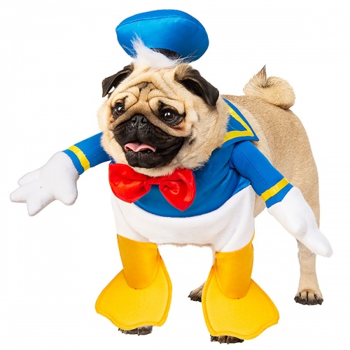 Disney - Donald Duck Pet Costume by Rubie's
