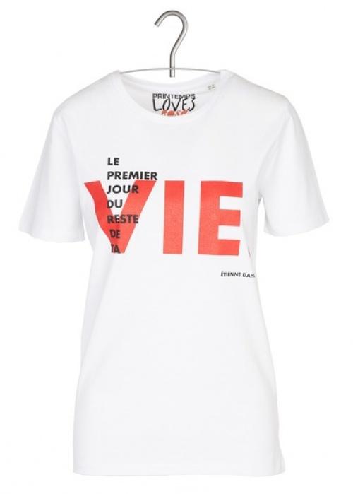 Printemps x Rose - T-shirt
