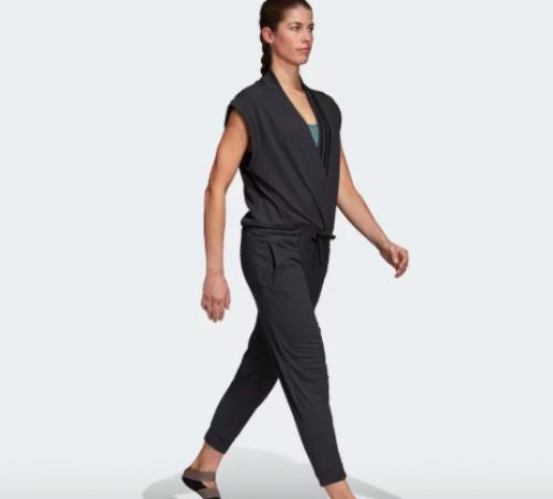 Adidas X Wanderlust - Combinaison pantalon ample