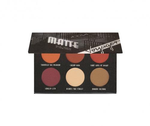 Zoeva - Voyager matte eyeshadow palette
