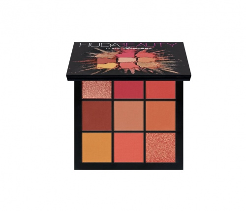 Huda Beauty - Obsessions eyeshadow palette