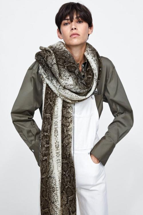 Zara - Foulard