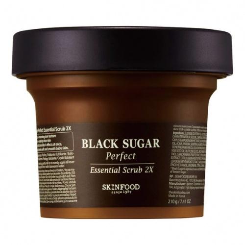 SkinFood - Black Sugar Perfect Essential Scrub