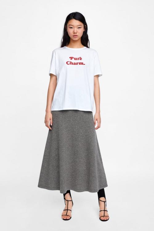 Zara - T-shirt