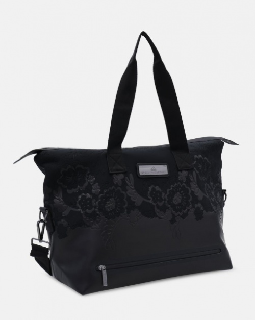 Stella McCartney - Sac de gym avec broderies