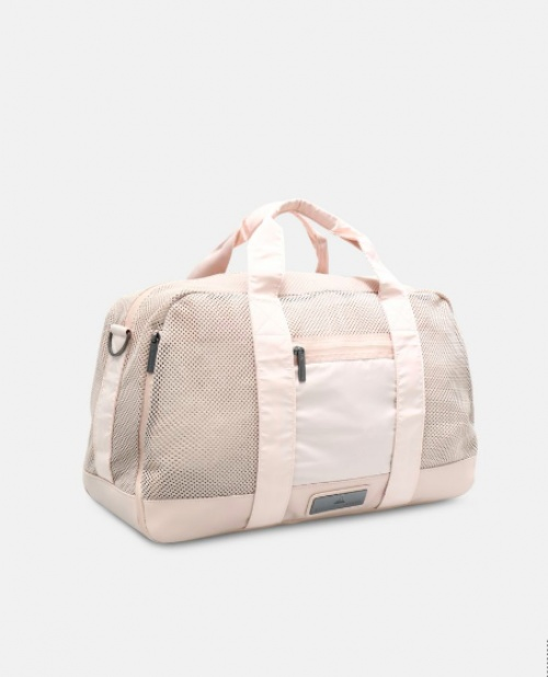 Stella McCartney - Sac de yoga rose pastel