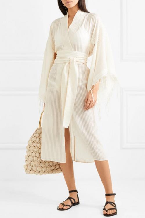 SU PARIS - Kimono blanc