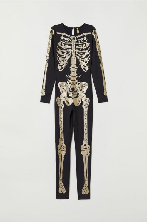 H&M - Costume de squelette