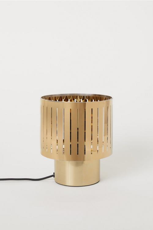 H&M - Lampe en métal