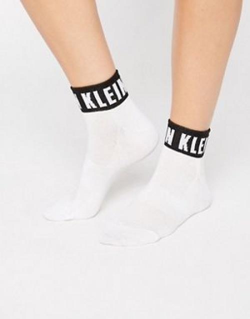 Calvin Klein - Chaussettes basses avec logo emblématique