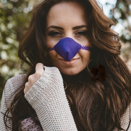 The Nosewarmer - Cache-nez
