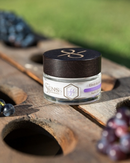 Sens en Provence - Elixir de nuit anti-âge global