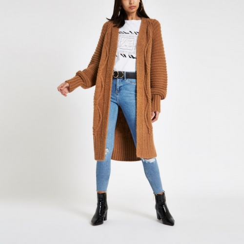 River Island - Cardigan long