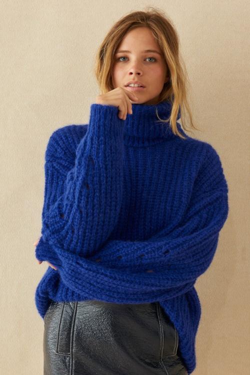 Ba&sh - Pull en grosse laine