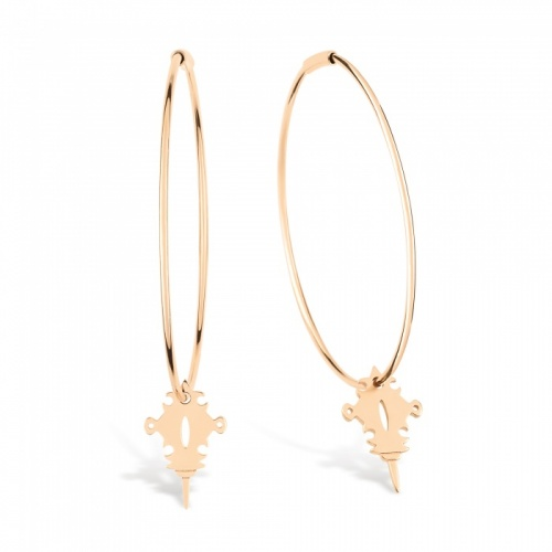 Ginette NY - Boucles d'oreilles Tanger Hoops