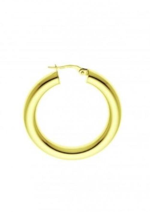 TOUSMESBIJOUX - Boucles d'oreilles créoles or jaune