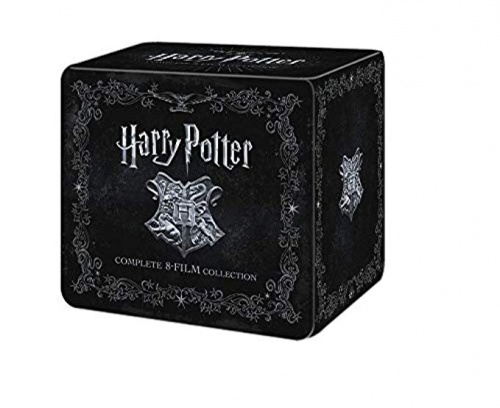 Amazon - Coffret Harry Potter Blu-Ray