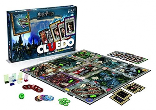 Winning Moves - Cluedo