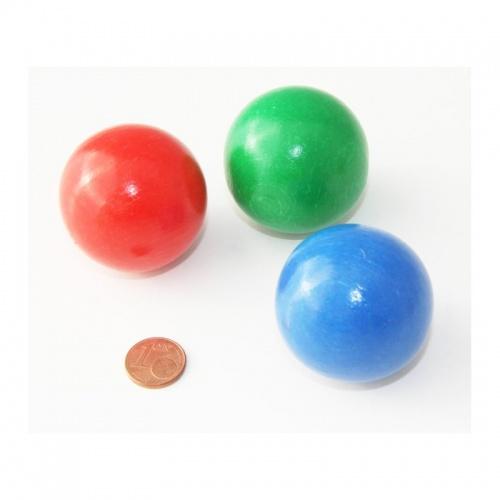 Tout pour le Jeu - Boule en bois couleur