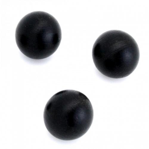 Tout pour le Jeu - Boule en bois noire