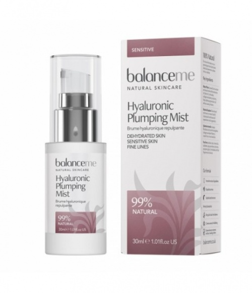 Balance Me - Brume hyaluronique repulpante