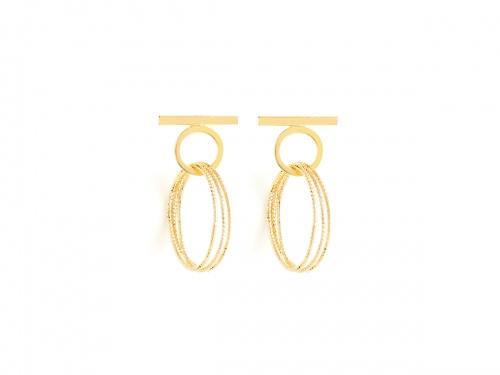 Bijoux de Lu - Boucles d'oreilles
