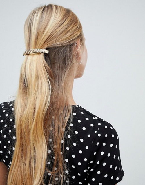 Design B - Barrette