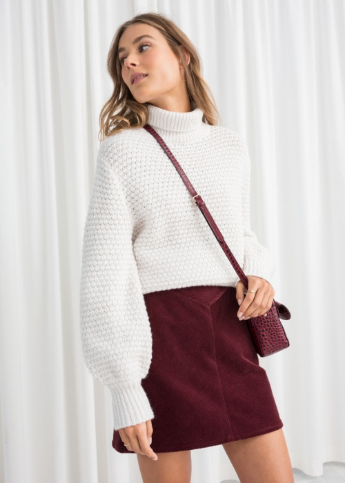 & Other Stories - Pull en laine