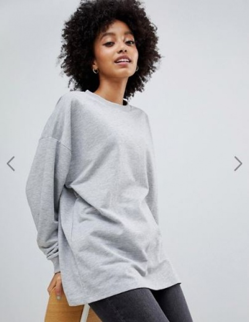 ASOS DESIGN - Sweat-shirt oversize