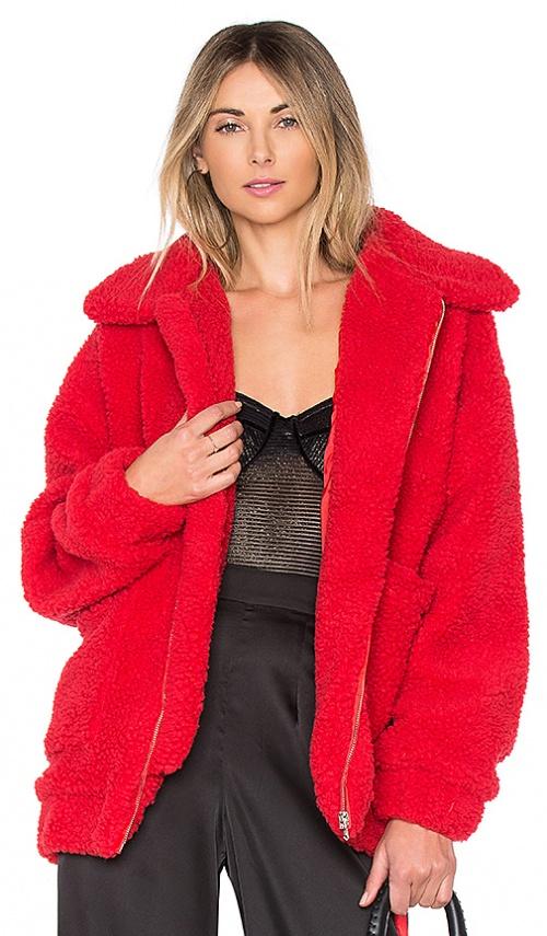 I.AM.GIA - Pixie Pile Fleece Coat