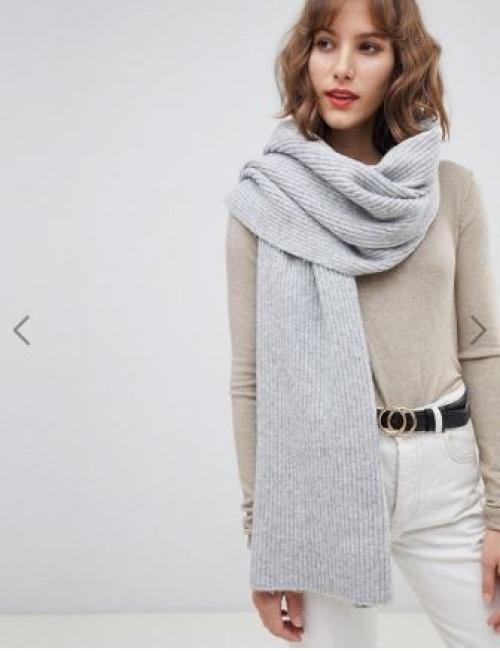 Selected - Écharpe en laine