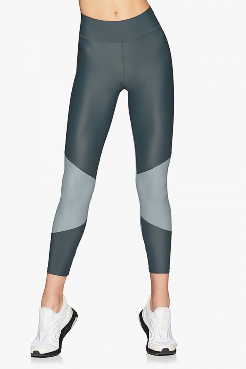 First Base - Legging nuance de bleu
