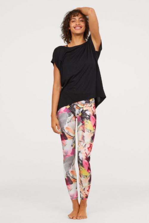 H&M - pantalon de yoga