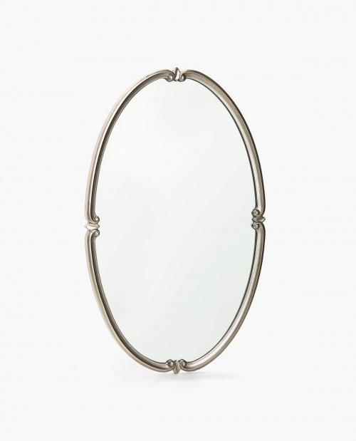 Zara Home - Miroir forme ovale