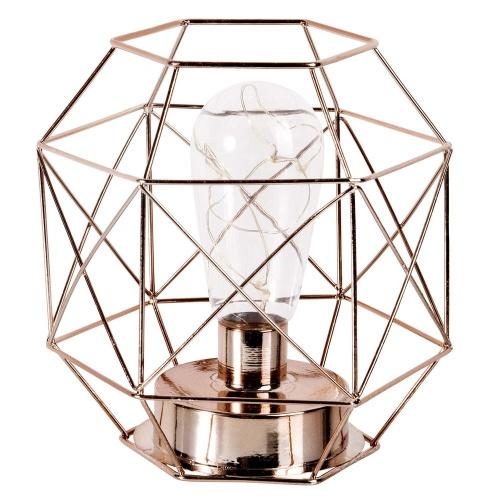 Maisons du monde - Lampe filaire en métal cuivré