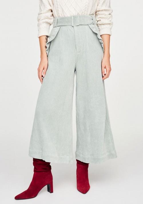 Uterqüe - Jupe-culotte