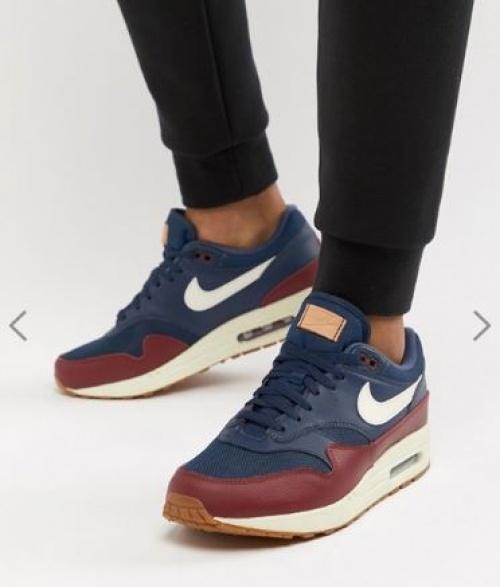 Nike - Air Max 1 - Baskets - Bleu AH8145-400