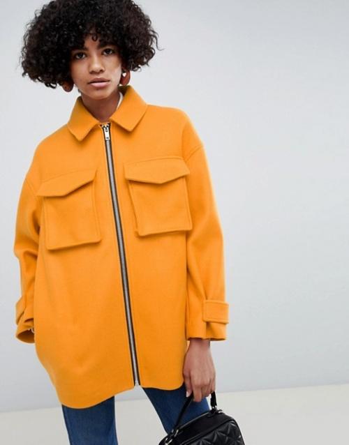 ASOS - Manteau à poches fonctionnelles