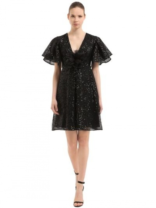 Ingie Paris - Robe en sequins